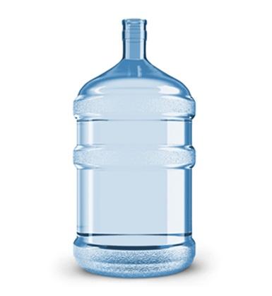 Бутыль 18.9 л, пустая